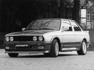 BMW 3-Series Coupe by Zender 1982 года